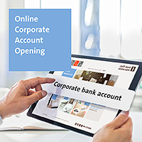 Online Corporate Account Opening